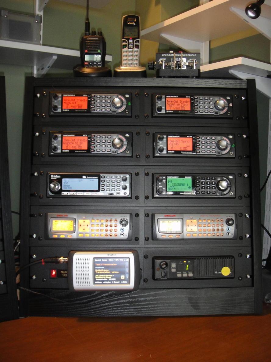 N9JIG Racks the Shack | RadioReference com Forums